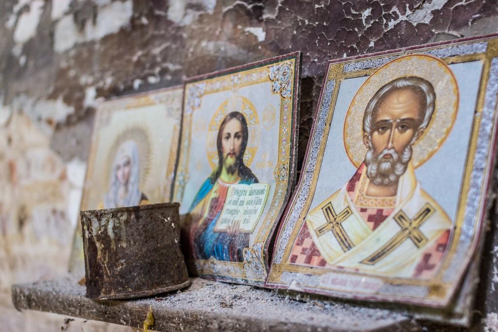 Преображенская церковь близ села Войново, Вязниковский район 02