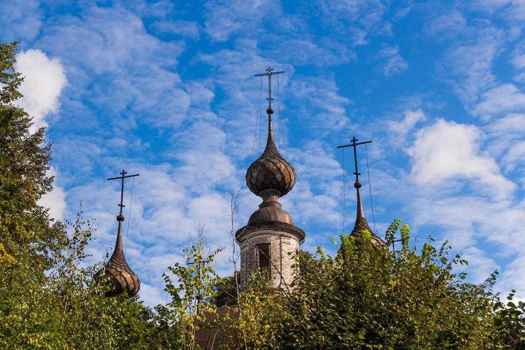 Преображенская церковь близ села Войново, Вязниковский район 07