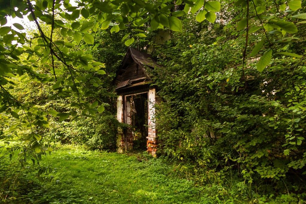 Преображенская церковь близ села Войново, Вязниковский район 09