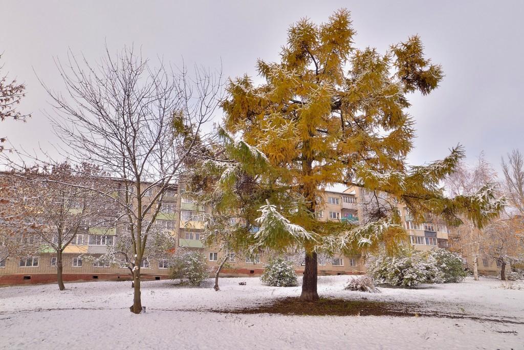 Проверка зимой во Владимире ( конец октября ) 04