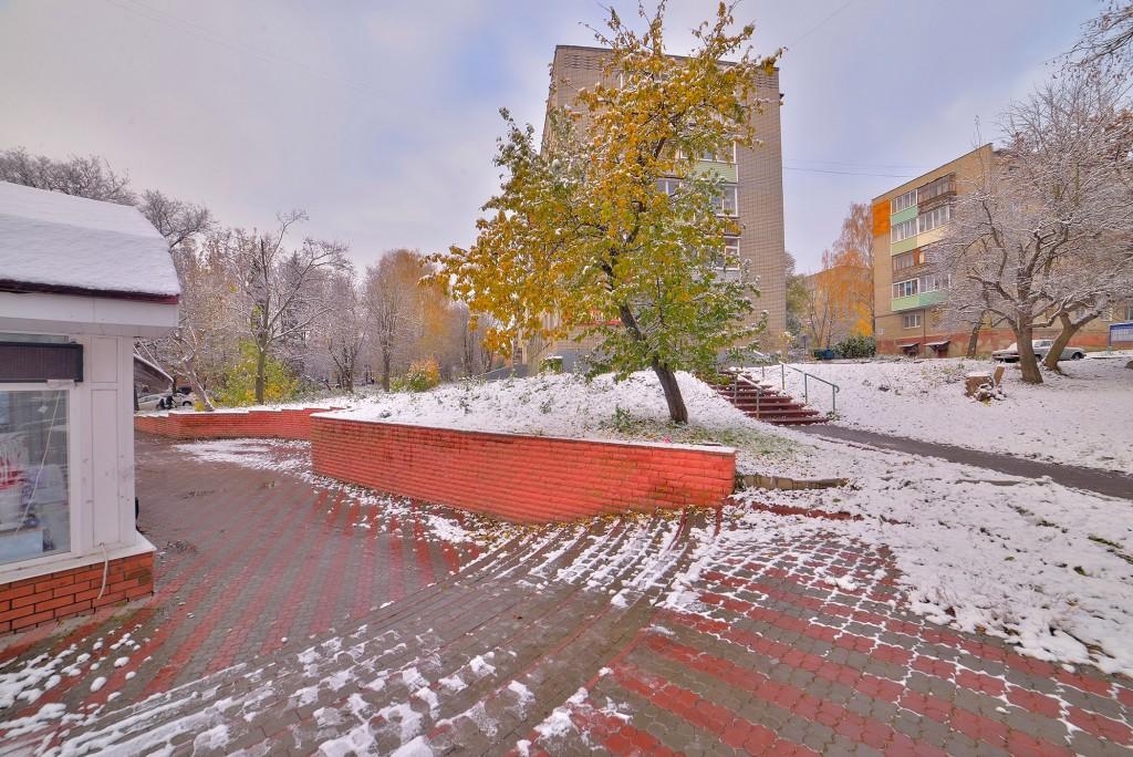 Проверка зимой во Владимире ( конец октября ) 06
