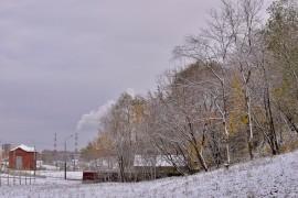 Проверка зимой во Владимире — продолжение… ( конец октября )