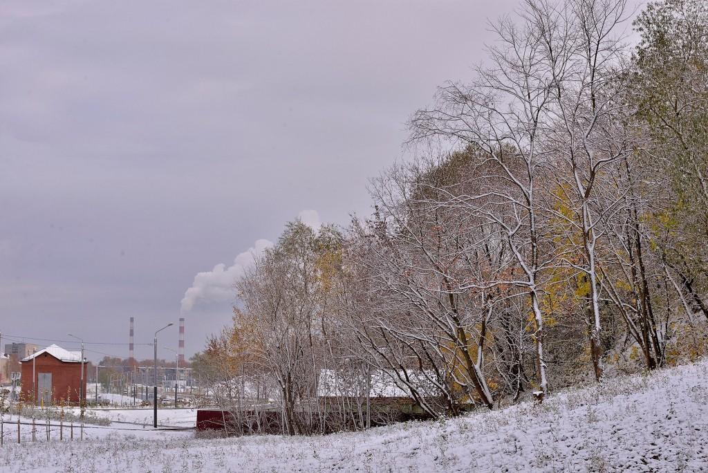 Проверка зимой во Владимире - продолжение... ( конец октября ) 01