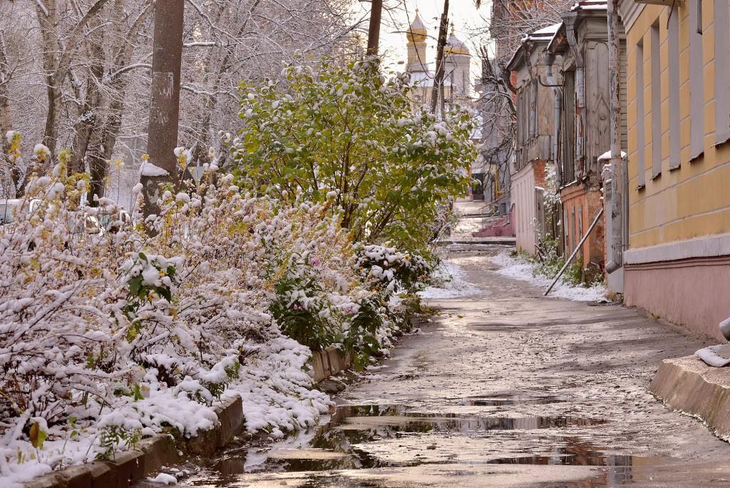 Проверка зимой во Владимире - продолжение... ( конец октября ) 03