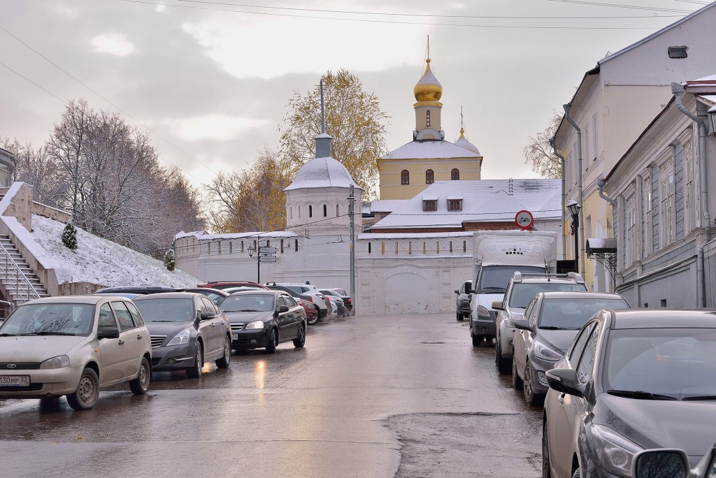 Проверка зимой во Владимире - продолжение... ( конец октября ) 04