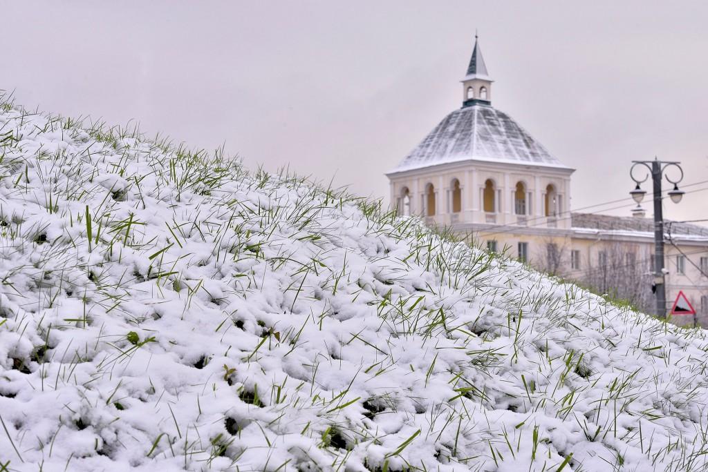 Проверка зимой во Владимире - продолжение... ( конец октября ) 05