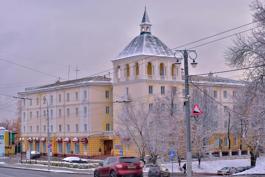 Проверка зимой во Владимире - продолжение... ( конец октября ) 06