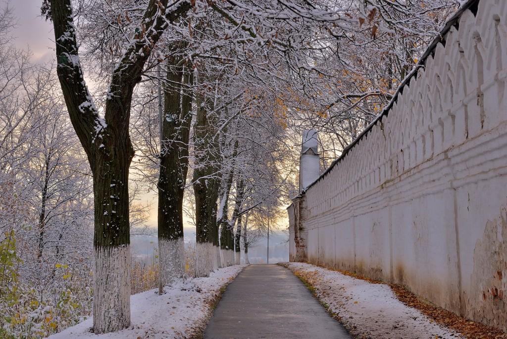 Проверка зимой во Владимире - продолжение... ( конец октября ) 08