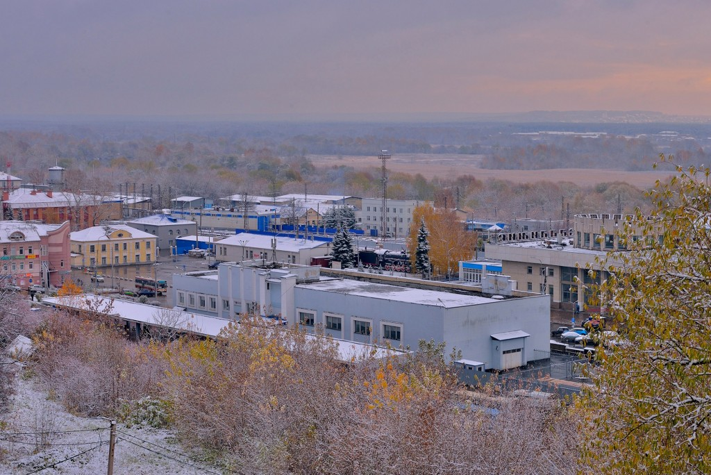 Проверка зимой во Владимире - II( конец октября ) 01