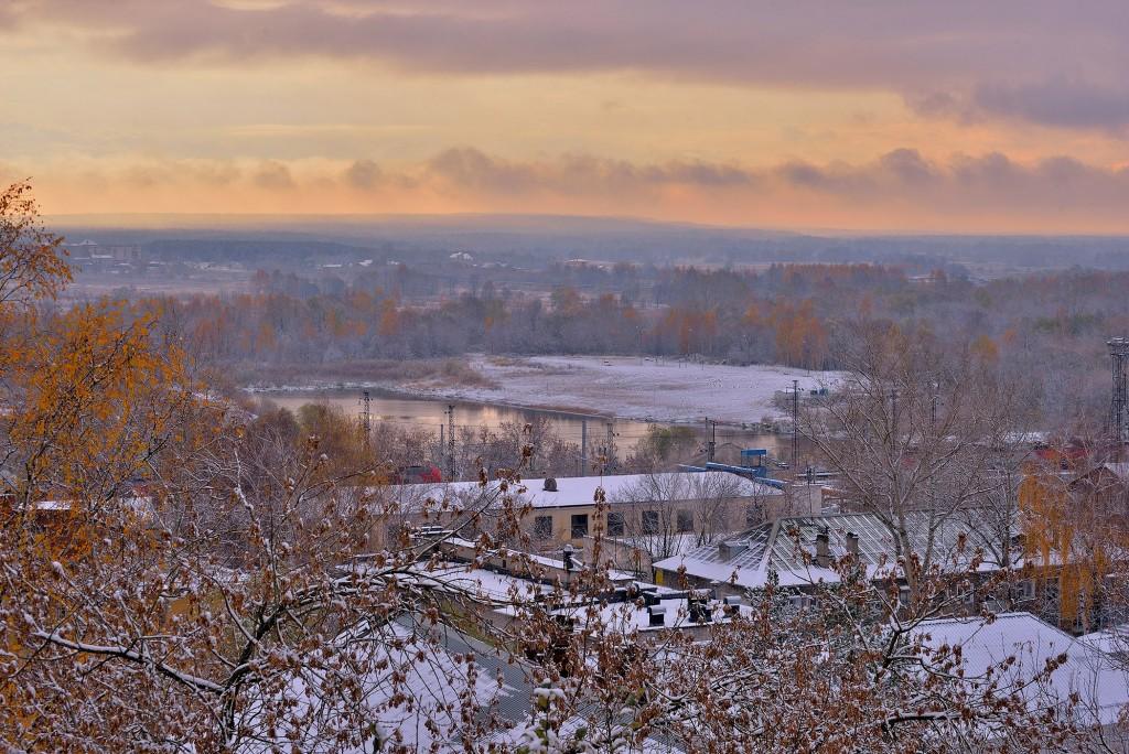 Проверка зимой во Владимире - II( конец октября ) 02