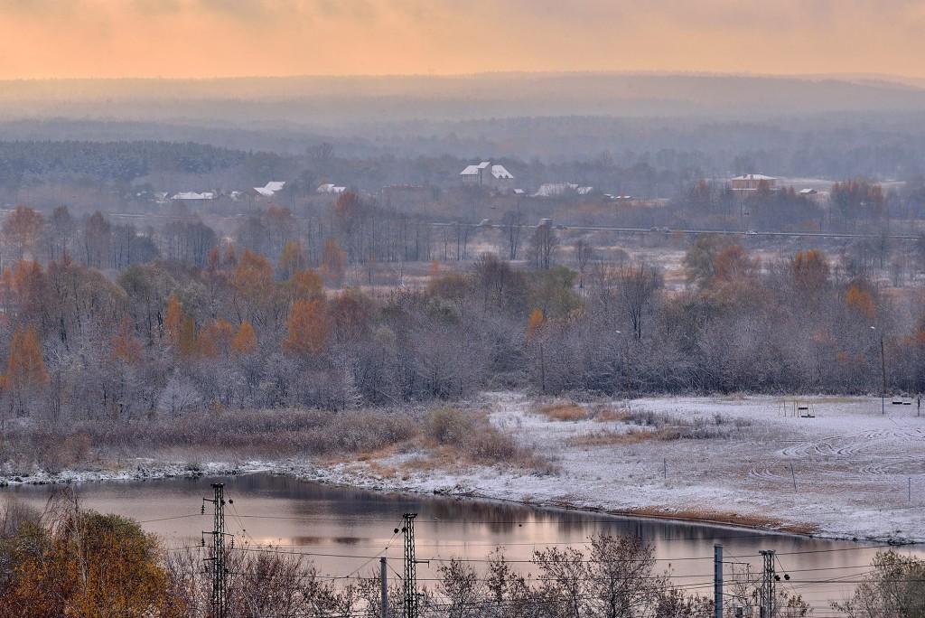 Проверка зимой во Владимире - II( конец октября ) 03