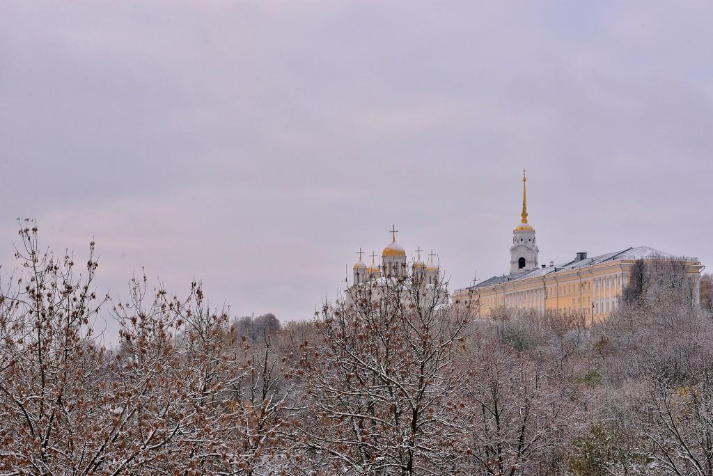 Проверка зимой во Владимире - II( конец октября ) 04