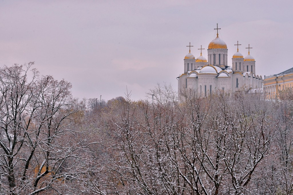 Проверка зимой во Владимире - II( конец октября ) 05
