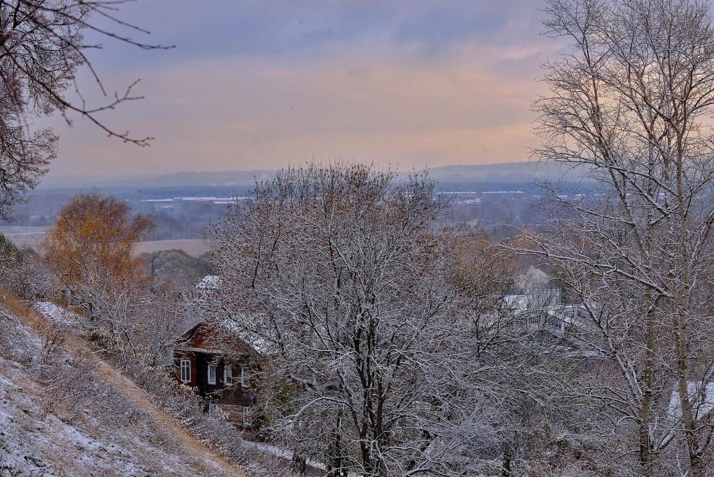 Проверка зимой во Владимире - II( конец октября ) 06