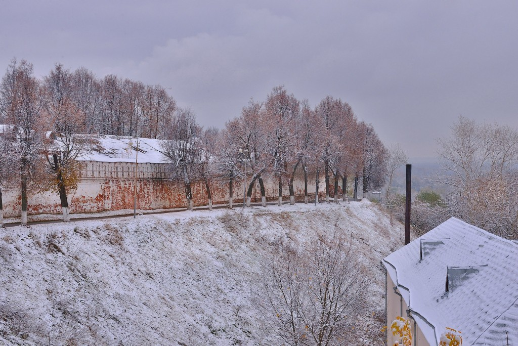 Проверка зимой во Владимире - II( конец октября ) 07