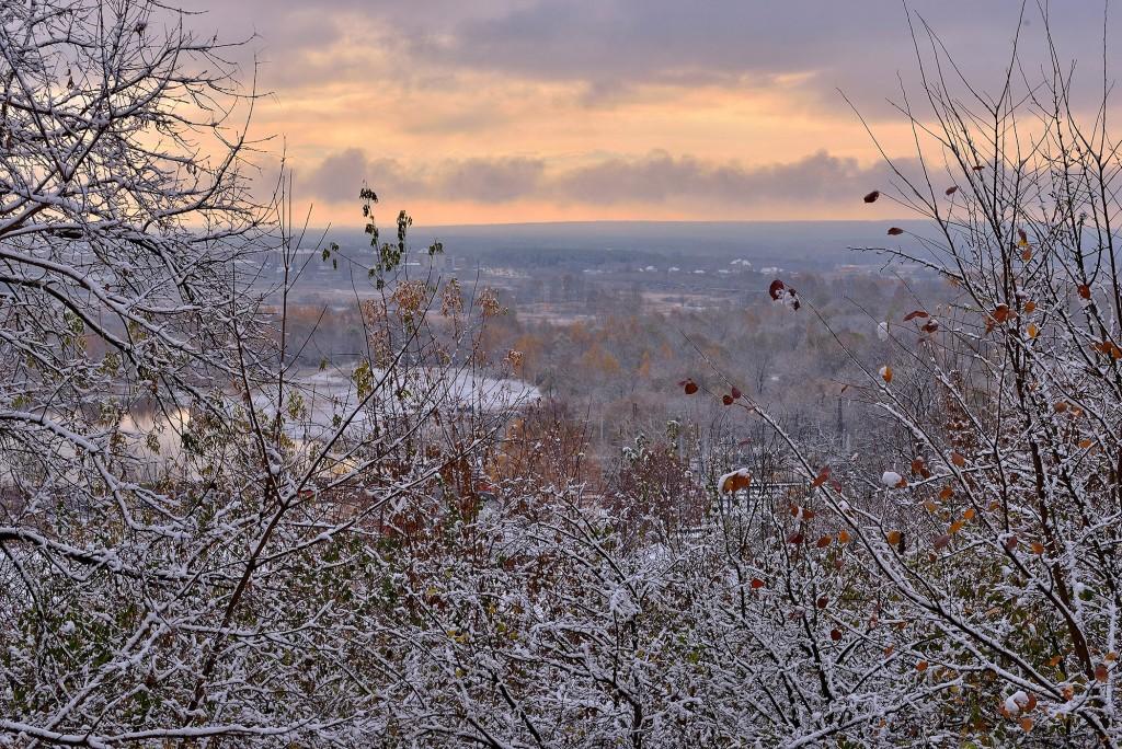 Проверка зимой во Владимире - II( конец октября ) 08