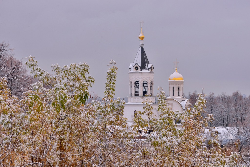 Проверка зимой во Владимире - II( конец октября ) 1o0