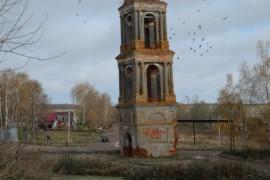 Село Городище и его пизанская колокольня, Юрьев-Польский р-н