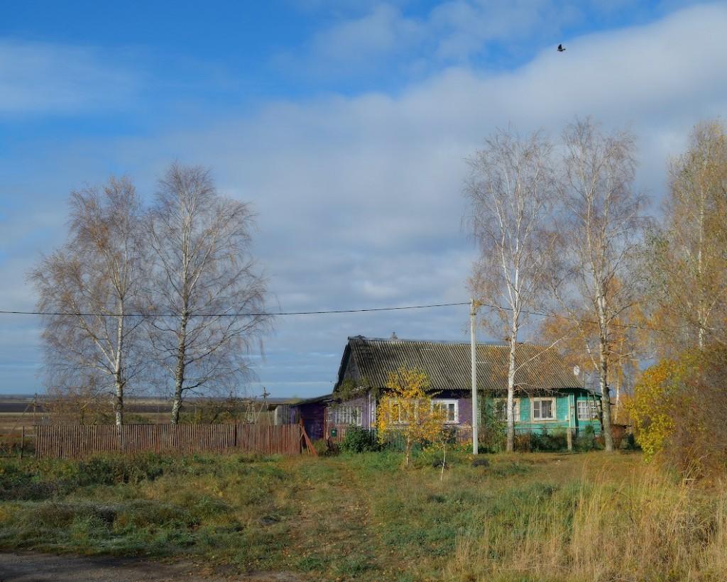 Село Городище и его пизанская колокольня, Юрьев-Польский р-н 03