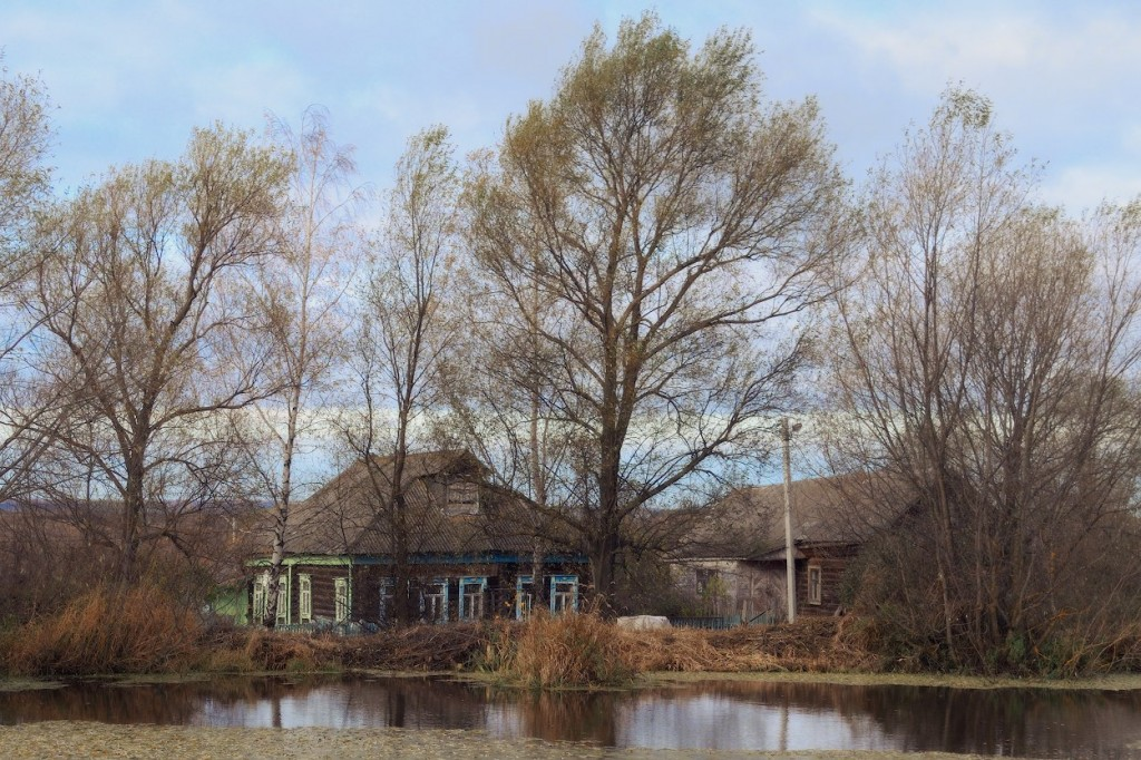 Село Городище и его пизанская колокольня, Юрьев-Польский р-н 04