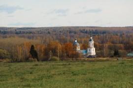 Село Завалино, Кольчугинский р-н, Казанская церковь, 1815