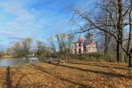 Село Подолец, Юрьев-Польский р-н Троицкая церковь, 1659
