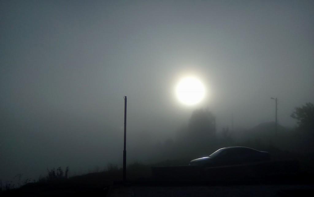 Утренний туман над Вязниками 01