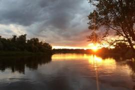 Цветастая осень, Петушинский район. Стихи