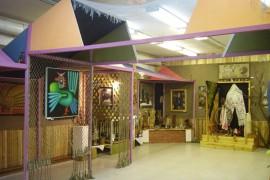 Экспонаты Музея Петуха, г. Петушки
