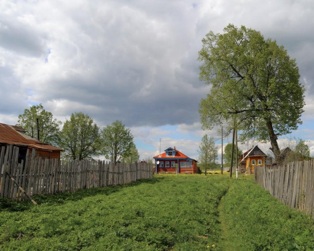 Камешковский район в конце мая 06