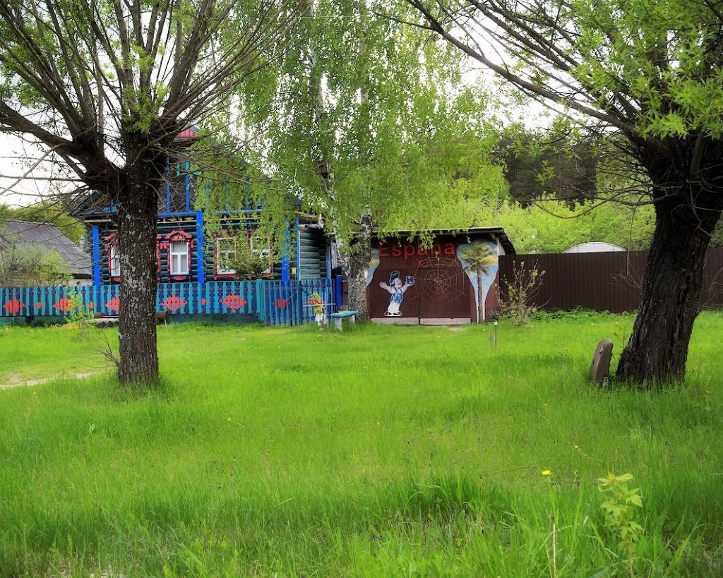 Камешковский район в конце мая 09