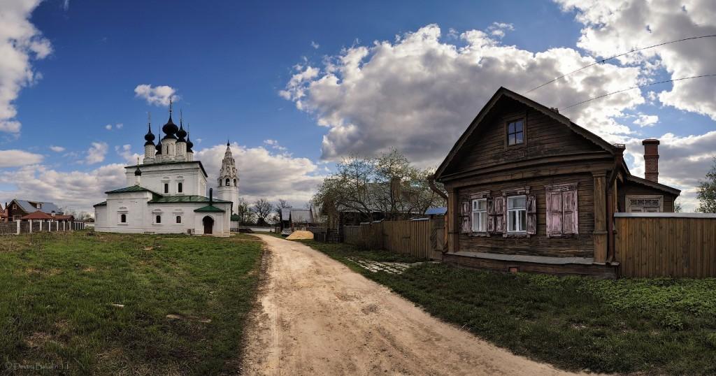 Красоты Суздаля от Дмитрия Бакулина 06