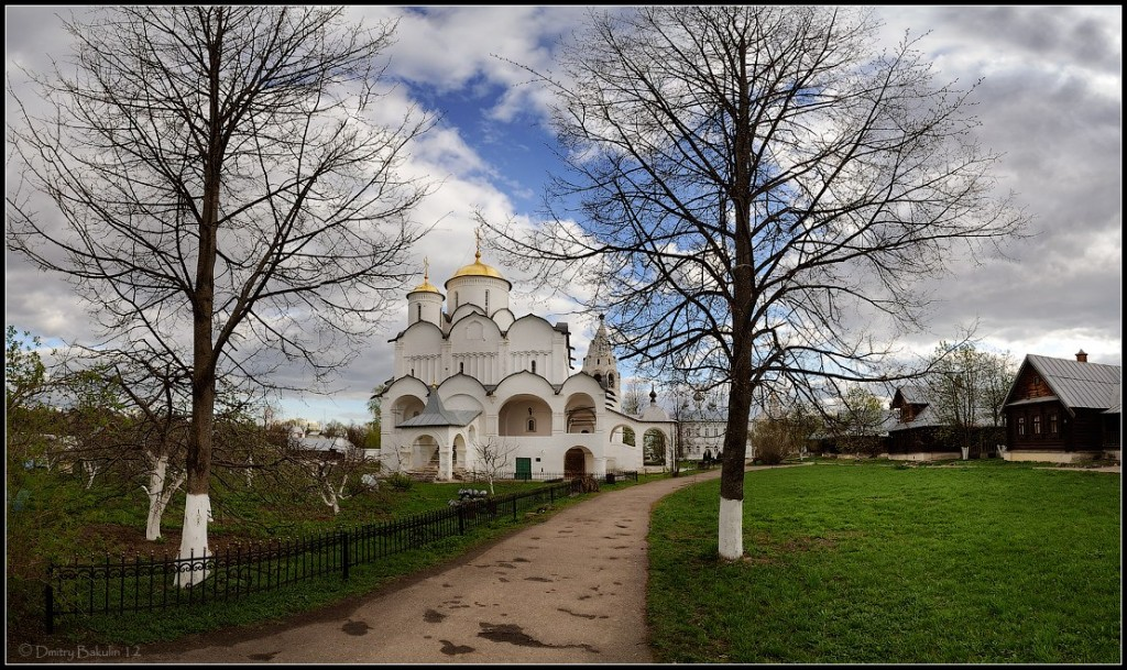 Красоты Суздаля от Дмитрия Бакулина 08
