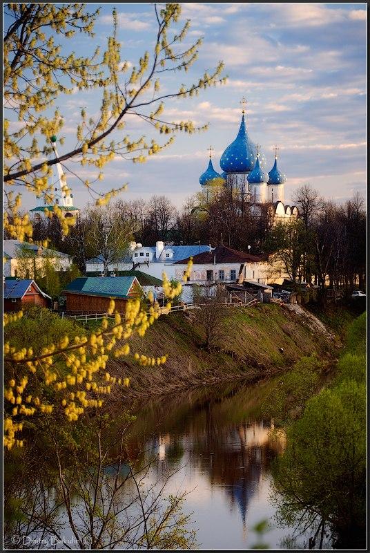 Красоты Суздаля от Дмитрия Бакулина 09