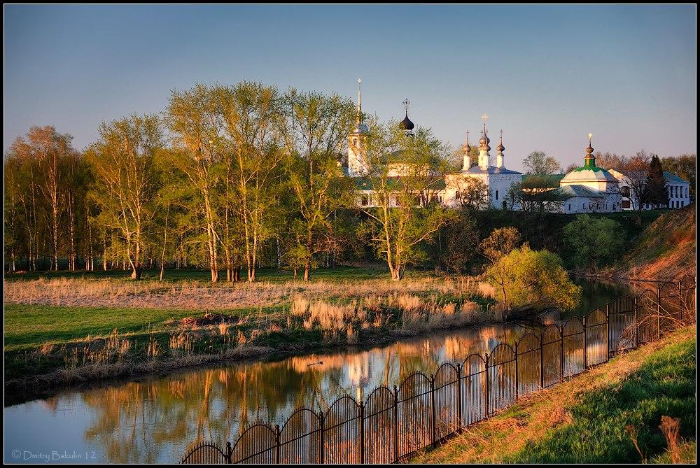 Красоты Суздаля от Дмитрия Бакулина 10