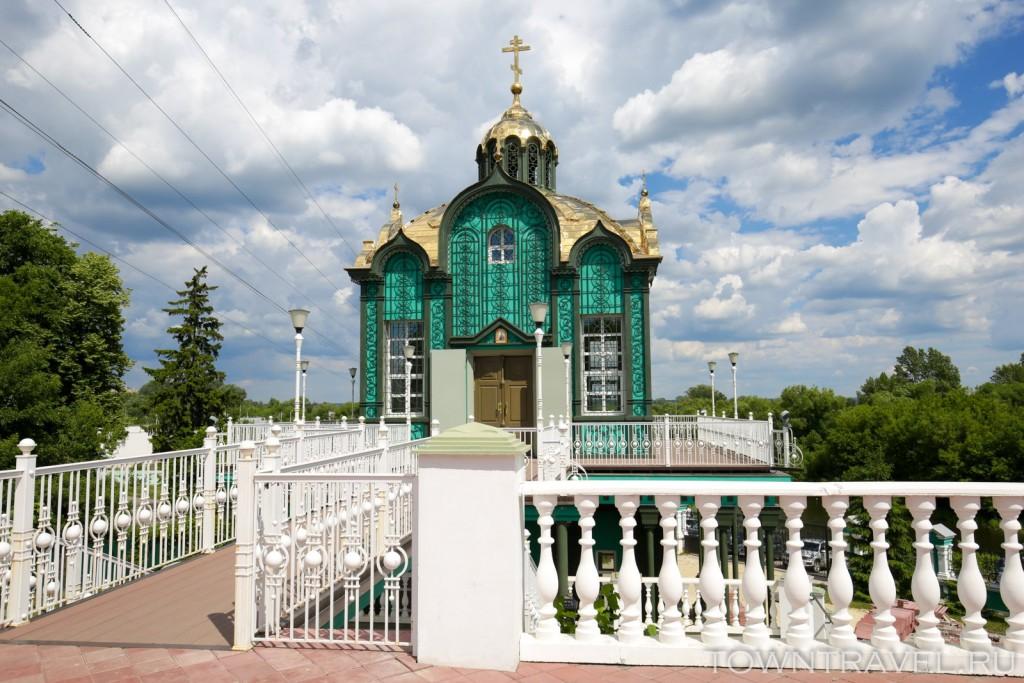 Монастыри Тамбова 03