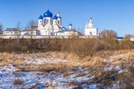 Начало зимы в Боголюбово ( ноябрь 2017 )