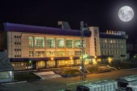 Ночная жизнь Ковровского вокзала