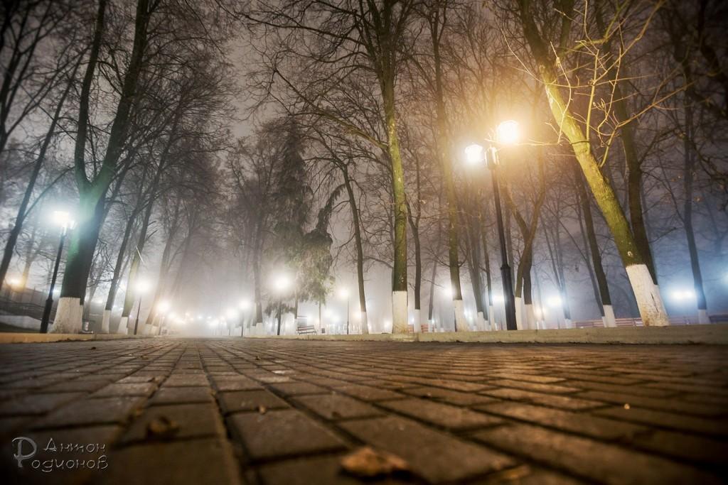 Ноябрь во Владимире 09