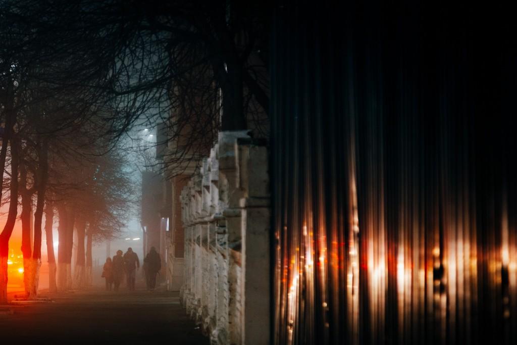 Очарование ночного Владимира 04
