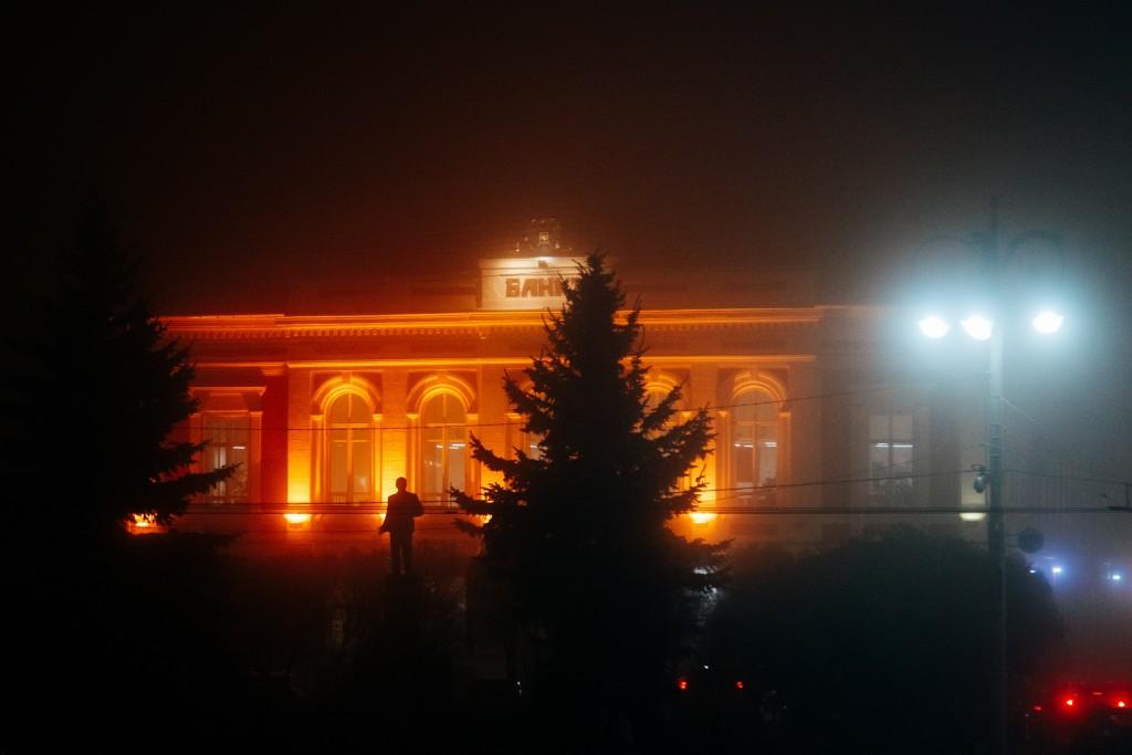 Очарование ночного Владимира 07