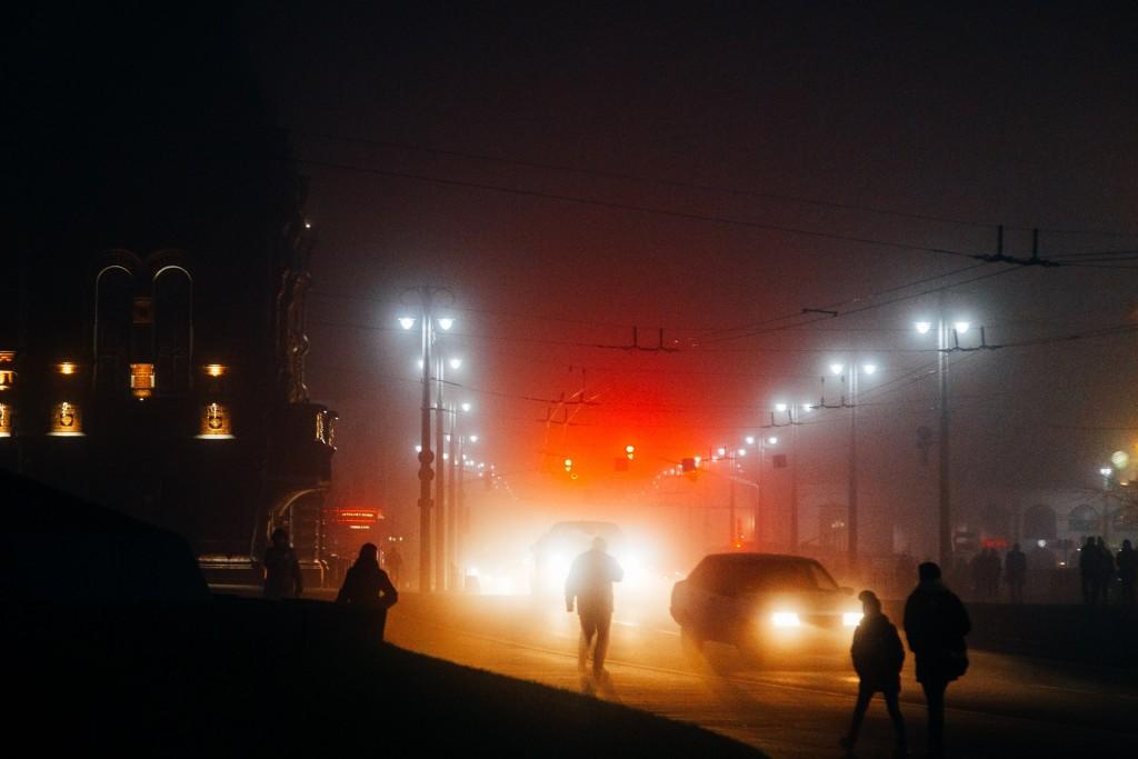 Очарование ночного Владимира 09