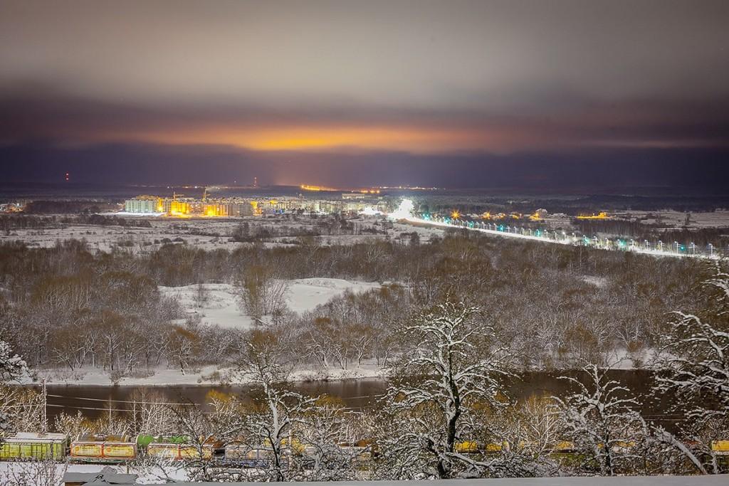 Снежный Владимир неповторим! 02