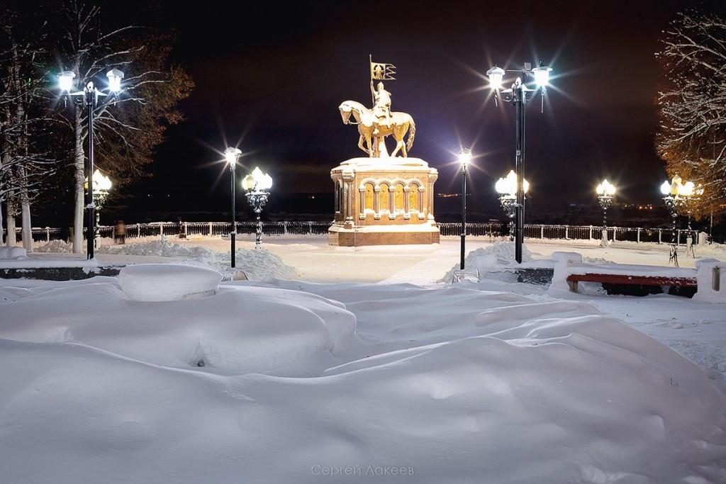 Снежный Владимир неповторим! 03