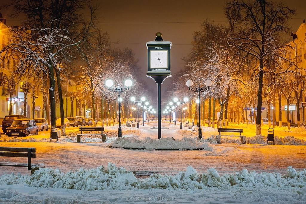 Снежный Владимир неповторим! 05