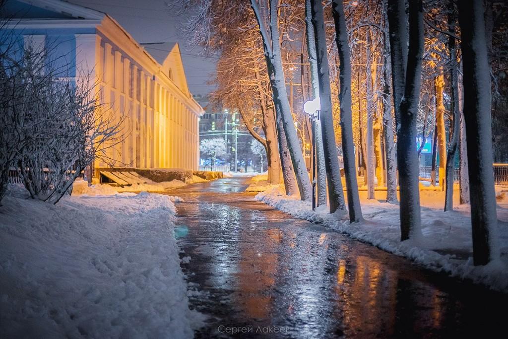 Снежный Владимир неповторим! 06