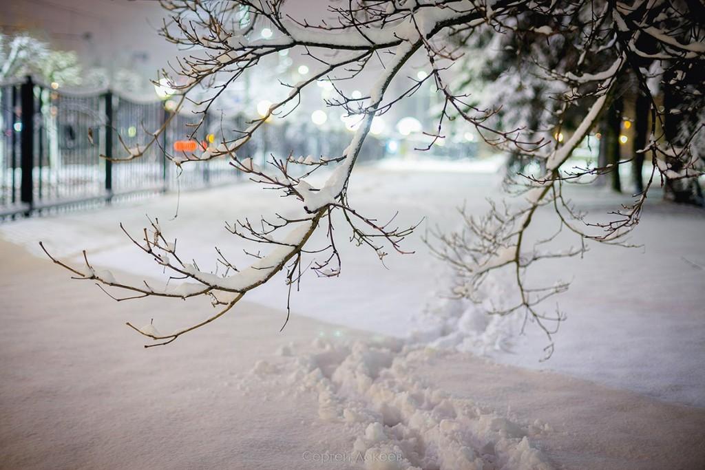 Снежный Владимир неповторим! 07