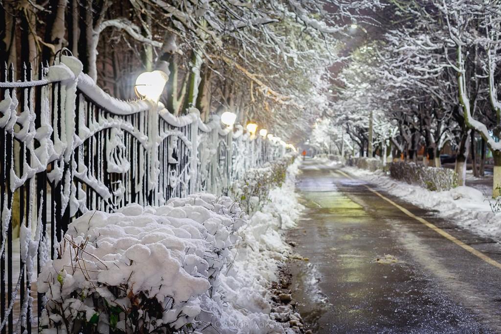 Снежный Владимир неповторим! 09