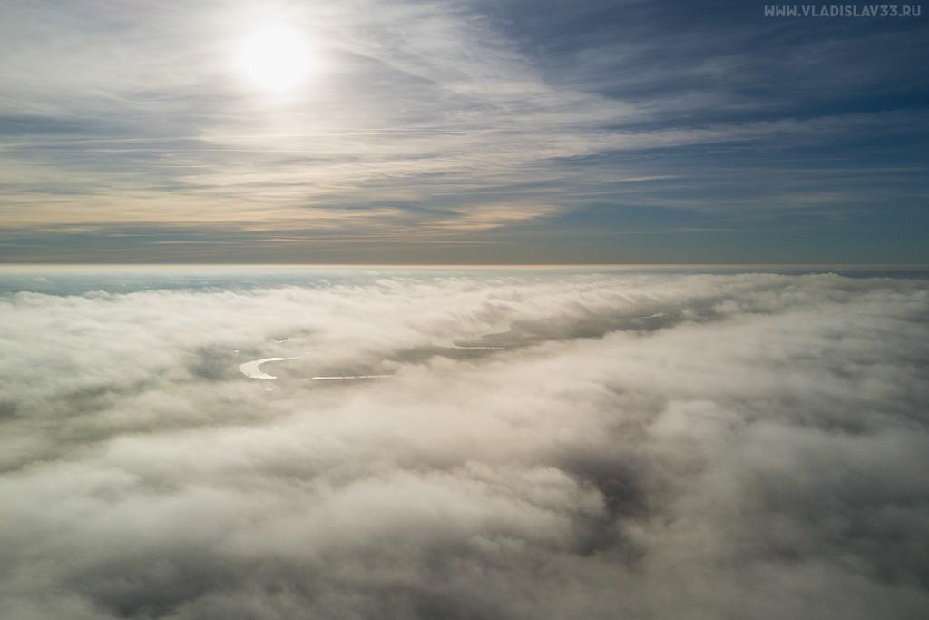 Туманное утро ноября во Владимире 05