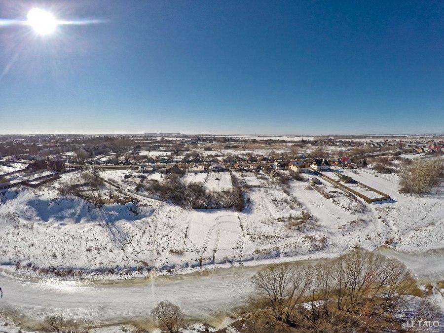 Фотографии Суздаля с высоты от проекта Le Talo Robotics 03